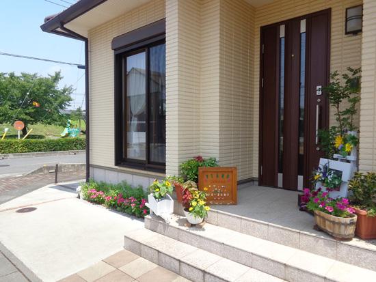 そがべピアノ教室(深谷市)川本花園教室の外観写真
